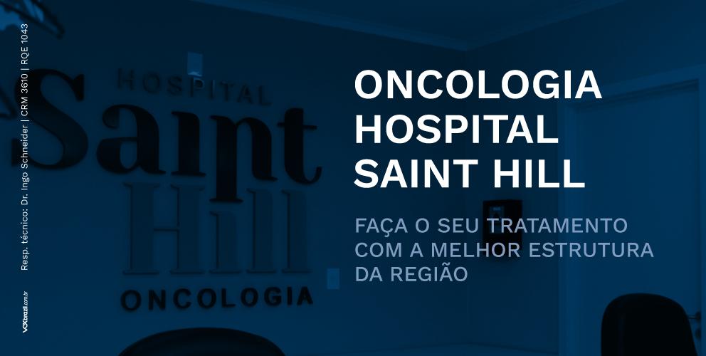 Oncologia Hospital Saint Hill